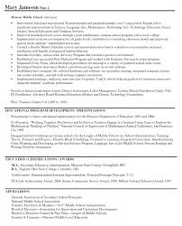 Sample Resume With Objectives For Teachers by High Resume Objective Best Resume Templates