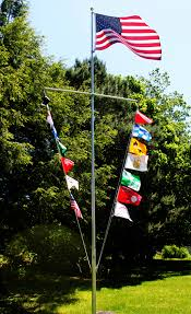 Nautical Flags Test Nautical Telescoping Flagpoles U2013 Telepole Telescoping Flagpoles