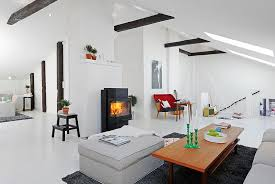 Interior Duplex Design Renovated Attic Duplex Apartment Design Idesignarch Interior