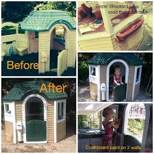 Step 2 Storybook Cottage Used by 69 Best Playhouse Makeovers Images On Pinterest Plastic