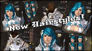new hairstyles gw2 2015 guild wars 2 new hairstyles 2015 best hair style men