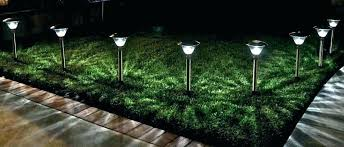Solar Powered Landscape Lights Brightest Solar Powered Landscape Lights Solar Outdoor Lighting