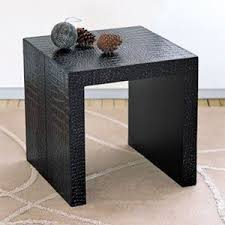 How To Make End Tables by 25 Best Leather Covered Tables Images On Pinterest Coffee Tables