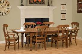 wooden kitchen table and chairs dining kitchen tables countryside amish furniture