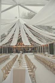 tent draping 8 ways to use draping at your reception for an upscale look brides