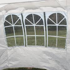 Gazebo Tent by 10 X 30 Foot Party Gazebo Tent With 8 Removable Walls Yugster