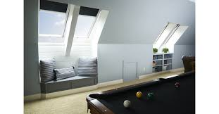 velux skylight blinds add style and function to the fifth wall