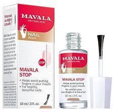 mavala stop nail biting and thumb 0 3 fluid ounces amazon