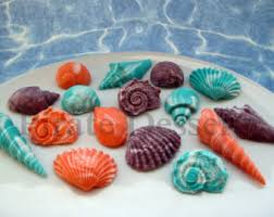 Ocean Cake Decorations Ocean Cake Etsy