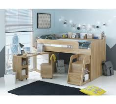 Argos Bunk Beds With Desk Buy Collection Ultimate Storage Mid Sleeper Bed Frame Wood Eff