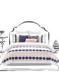 Belks Bedding Sets Kate Spade New York Ikat Dot Comforter Set Belk