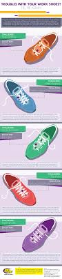 Challenge Do You Tie It Up Trouble With Your Work Shoes Tie Tie Again Infographic The
