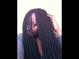 how many packs of expression hair for twists how to do senegalese twist youtube