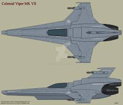 colonial viper mk7 by wolff60 on deviantart