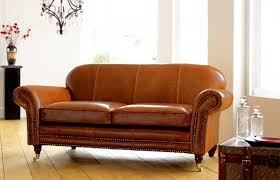 Henley Distinctive Leather Sofa Chesterfield Company - Henley leather sofa