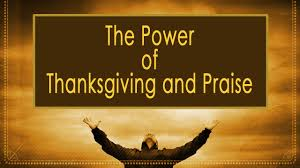 parkway assembly power of thanksgiving and praise
