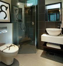 Contemporary Small Bathrooms Zampco - New small bathroom designs