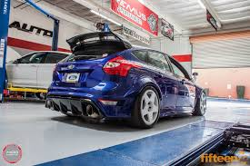 ford focus st modded spotlight fifteen52 s 500hp ford focus st trackster