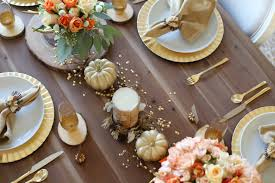 thanksgiving entertaining entertaining thanksgiving tablescape styled by kasey