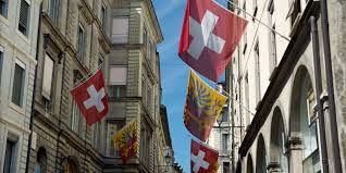 Oldest Flag In Europe Why Switzerland Has Some Of The Happiest Healthiest Citizens In