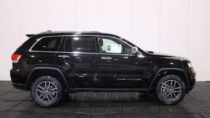 jeep grand cherokee all black new 2018 jeep grand cherokee limited sport utility in braintree