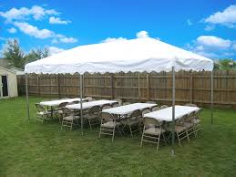 canopy rental canopy tent rentals michiana party rentals