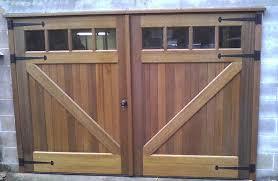 image of diy barn style garage doors