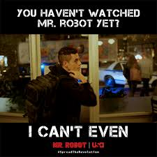 I Robot Meme - mr robot season 2 gif by gardatilar find download on gifer