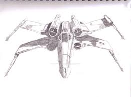 x wing by fang angel of death on deviantart