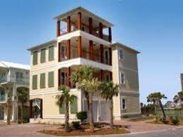 Beach House Rentals In Destin Florida Gulf Front - destin vacation rentals amor del mar house for rent miramar beach
