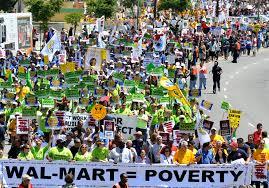walmart black friday strategy wal mart braces for black friday strikes news fix kqed news