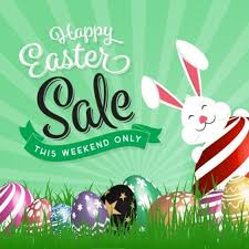 easter egg sale easter sale vectors photos and psd files free