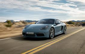 porsche stinger old 2016 porsche 718 cayman pricing and specifications photos 1 of 8