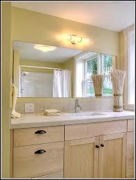 Bathroom Mirrors Frameless Frameless Bathroom Mirror House Decorations