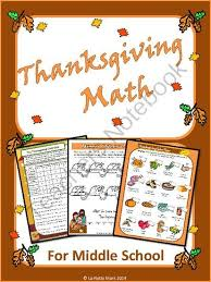 204 best thanksgiving math activities images on math