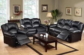 Black Leather Reclining Loveseat Leather Reclining Sofa Loveseat U2013 Stjames Me