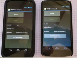 android wifi direct android tutorial android wifi direct tutorial b4x community