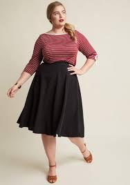 midi skirt bugle midi skirt in black modcloth