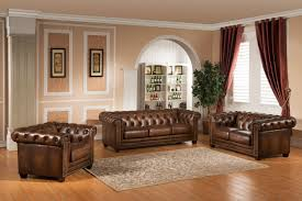 Chesterfield Leather Sofa by Amax Leather High Quality Leather Furniture