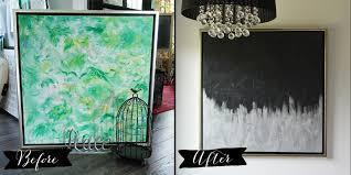 Home Design Shop Online Uk by Home Decor Cozy Canvas Artwork U0026 Make Modern Artwork From Thrift