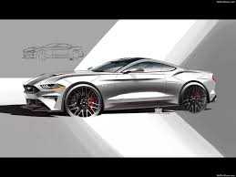 mustang design ford mustang gt 2018 pictures information specs