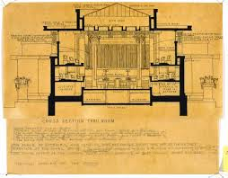 Frank Lloyd Wright Floor Plan Gallery Of Exhibit Frank Lloyd Wright Organic Architecture For