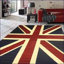 Purple Union Jack Rug British Flag Rug Corepy Org