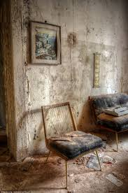 Sofa King Larkhall by German Doctor U0027s Vacant Home And Surgery Is Filled With Creepy