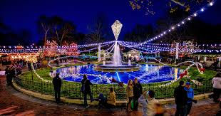 the top places to view holiday lights in philadelphia u2014 visit