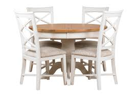 Round Expanding Dining Table by Round Extending Dining Table