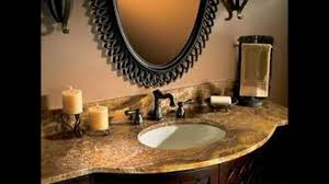 Bathroom Vanity Countertops Ideas by Bathroom Countertops Design Decorating Ideas Youtube