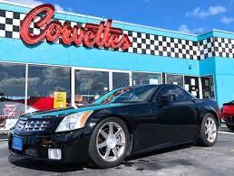 2011 cadillac xlr cadillac xlr for sale carsforsale com