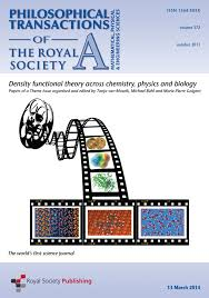 Royal Society Of Chemistry Periodic Table Dft In The Solid State Philosophical Transactions Of The Royal