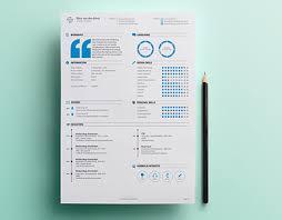 Job Skills On Resume by Personal Resume U0026 Promotion On Behance